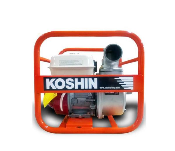 Máy bơm xăng Koshin SEH80X-động cơ Honda
